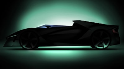Honda Teases Sports Concept For Gran Turismo Vision Game