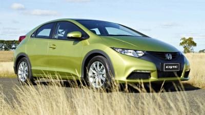 2012 Honda Civic Hatch Pricing Announced For Australia