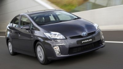 2010 Toyota Prius Launches In Australia