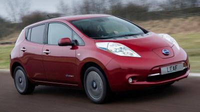 2014 Nissan Leaf Boosts Driving Range For Geneva Motor Show