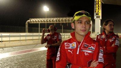 MotoGP: Ducati Rejects Rossi 2011 Talk