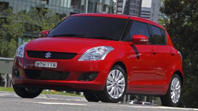 2011 Suzuki Swift GLX Automatic Review