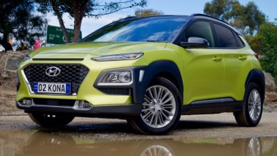2018 Hyundai Kona Elite Review
