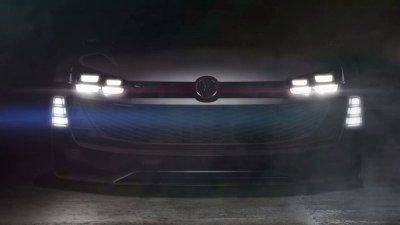 Volkswagen GTI Supersport Teased For Vision Gran Turismo Game