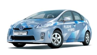 Toyota Prius Plug-in Hybrid Heading To Frankfurt
