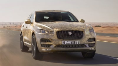 XJS, P-Type And T-Type Headline New Jaguar-Land Rover Trademark Applications
