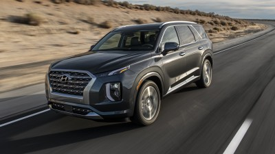 Hyundai Palisade revealed