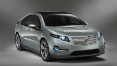 GM Details Plans To Help Cities Prepare For Chevy Volt