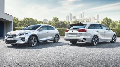 2020 Kia Ceed, XCeed Plug-in Hybrids revealed
