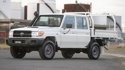 2013 Toyota LandCruiser 70 Series Range Gets ABS And More Updates