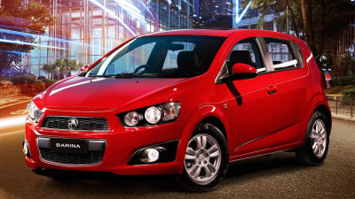 Holden Barina 'Trio' Pack' Adds MyLink, Sunroof For Summer Sales
