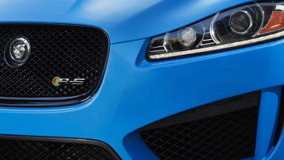 Jaguar XFR-S Teased Further, LA Auto Show Debut Due This Week