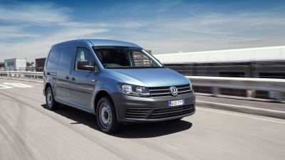Volkswagen Vans Updated For 2017 - New Tech And Drive-Away Pricing