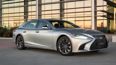 2018 Lexus LS500 road test review
