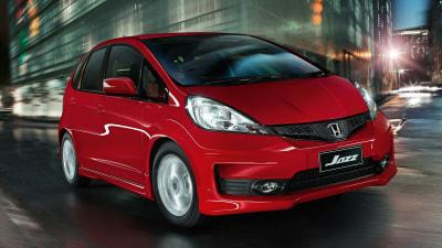 Honda Jazz Vibe Arrives From Japan To Fill Australian Supply