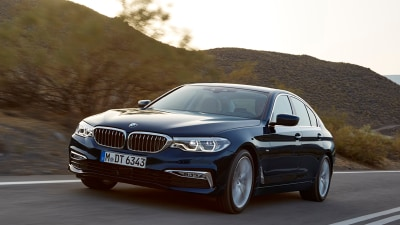 2017 BMW 5-Series Prices and Specifications Revealed