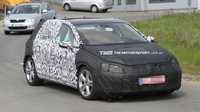 2013 Volkswagen Golf VII Spied Testing
