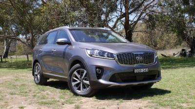 2018 Kia Sorento Sport V6 Review