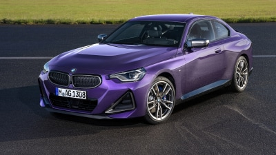 2022 BMW 2 Series Coupe price and specs