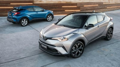2017 Toyota C-HR - Price And Features For Australia