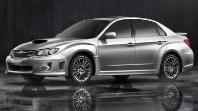 2011 Subaru Impreza WRX Adopts STI Widebody Sheetmetal, Australian Debut Q4 2010