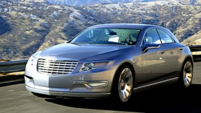 Chrysler Nassau - Is it the next Chysler 300C?