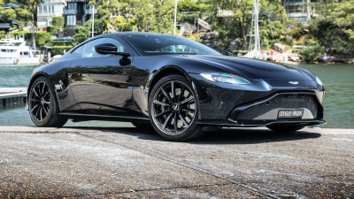 Aston Martin Vantage and DB11 to go electric from 2025 – report