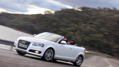 Audi Announces Strong Sales Growth, Anticipates Over 1m Sales For 2008