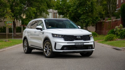 2021 Kia Sorento GT Line review