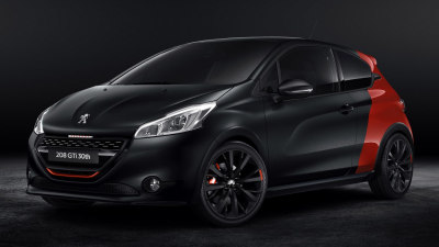 Peugeot 208 GTi 30th Anniversary: $35,990 Special Sold Out... For Now