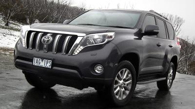 2014 Toyota Prado Review: GX, GXL, VX And Kakadu