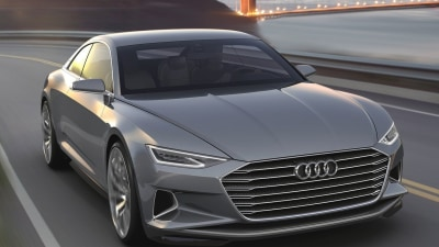 New 'Piloted' Audi A8 Due In 2017, Prologue Concepts To Inform Styling