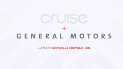 General Motors Hands Over US$1 Billion For Autonomous Tech Start-up