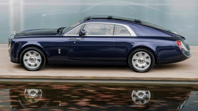 Rolls-Royce to revive bespoke coachbuilding division