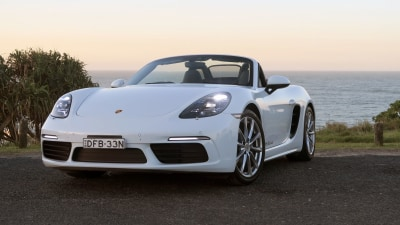 """2016 Porsche 718 Boxster REVIEW - For The Singular Purpose Of """"Going Fast"""""""