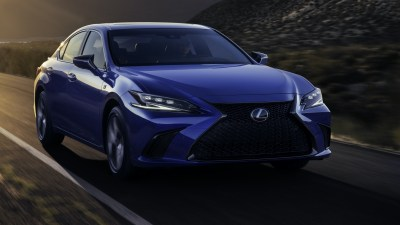 2022 Lexus ES: Australian details revealed, here in August
