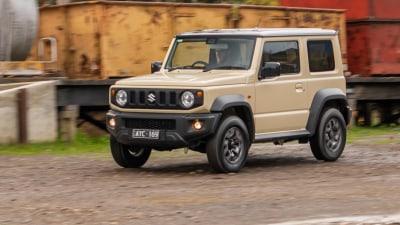 2021 Suzuki Jimny review