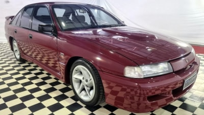 1990 HSV VN SS Group A Commodore listed for auction