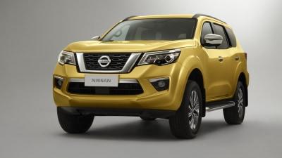 Nissan unveils Navara-based Terra SUV
