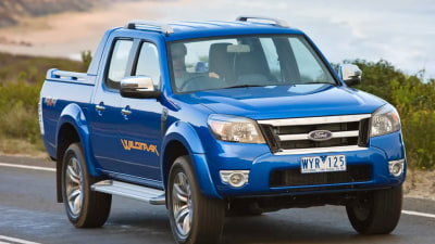 Ford Ranger recalled for Takata airbags