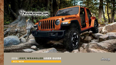 New Jeep Wrangler leaked online