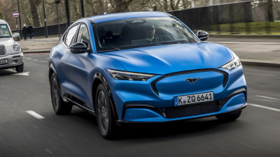 Ford Mustang Mach-E electric car aims to solve range anxiety