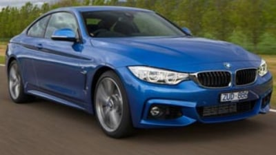 BMW 435i quick spin review