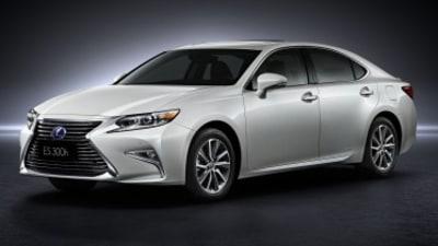 Lexus updates mid-sized sedan