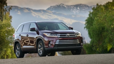 More Power, Better Economy For 2017 Toyota Kluger