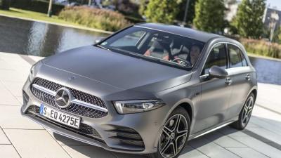 2020 Mercedes-Benz A250e PHEV quick drive