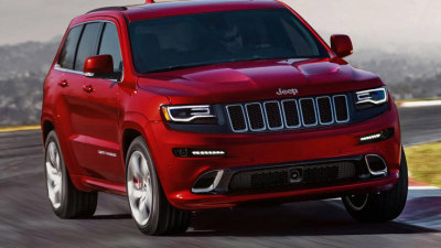 2014 Jeep Grand Cherokee SRT8 Due Mid-year With $1000 Price Hike