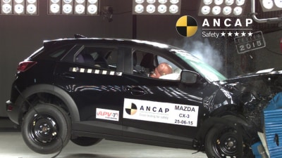 ANCAP – Mazda2 And CX-3 Get 5-Stars In Crash Testing But Audi TT Scores Only 4