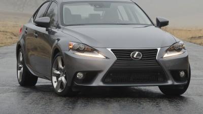 2014 Lexus IS Debuts In Detroit Ahead Of Third Quarter Australian Launch
