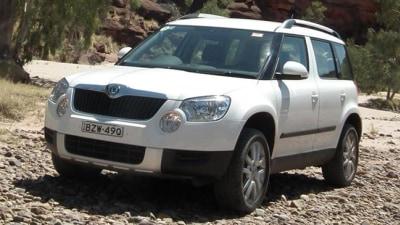 2012 Skoda Yeti 103TDI 4×4 DSG Road Test Review